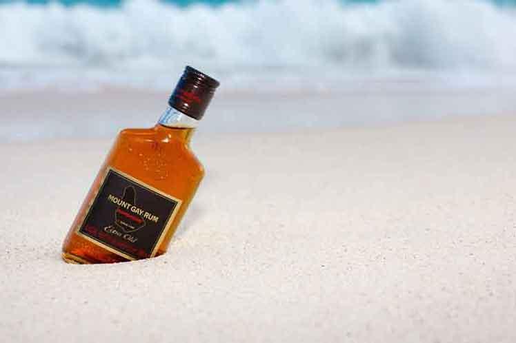 Gebakken Banaan met Rum